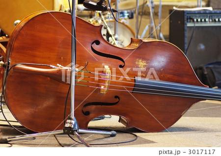 ウッドベース 弦楽器 ベース 楽...