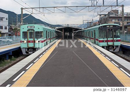 西鉄太宰府線の写真素材 - PIXTA