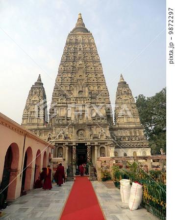 マハー ボディ 寺院