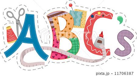 手芸細工 クリップアート Epsのイラスト素材 Pixta