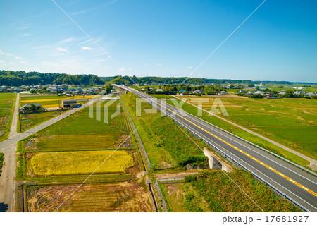銚子連絡道路の写真素材 - PIXTA