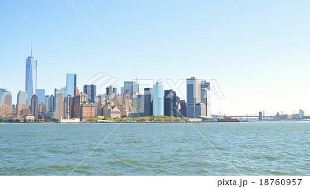 ニューヨーク湾の写真素材 - PIX...