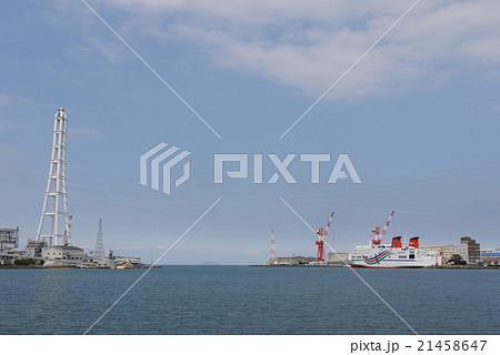 東予港の写真素材 - PIXTA