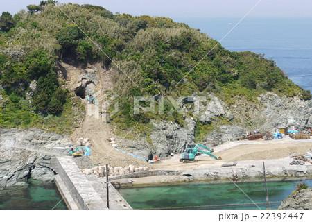 佐田岬砲台跡の写真素材 - PIXTA