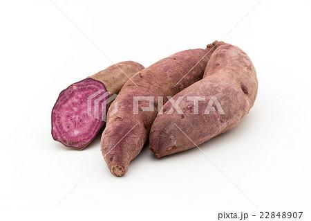 ムラサキイモの写真素材 - PIXTA