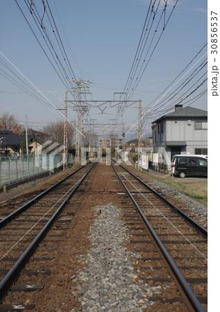 長野電鉄 線路