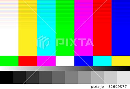 試験放送 画面の写真素材 - PIXT...