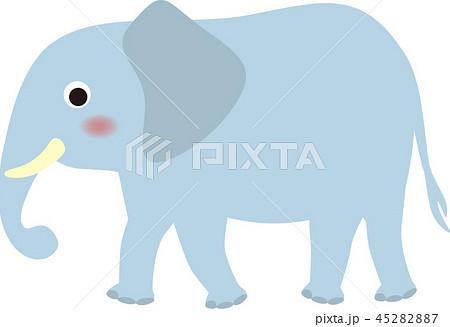 ぞう象のイラスト素材集 Pixtaピクスタ