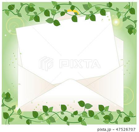 便箋 テンプレートの写真素材 Pixta